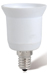 Переходник SuperMax для ламп с цоколя E14 на ц Е27