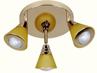 Светильник  потолочный  640/3 P MS FGD BEG