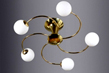 Светильник  потолочный  56214/5A G9 PB