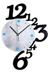Часы настенные QH906