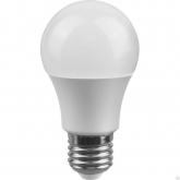 Лампа LED-A60-standard 7Вт 160-260В Е27 3000К
