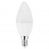 Лампа LED-СВЕЧА-standard 5.0Вт 160-260В Е14 4000К