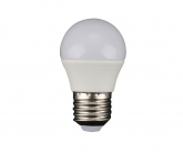 Лампа LED-ШАР-standard 5Вт Е27 4000К